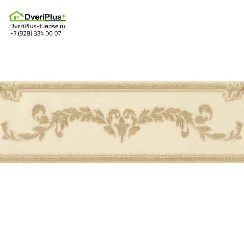 Бордюр Visconti beige border 03 250х85 (1-й сорт)