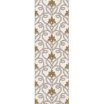 Декор Silvia beige decor 02 300х900 (1-й сорт)